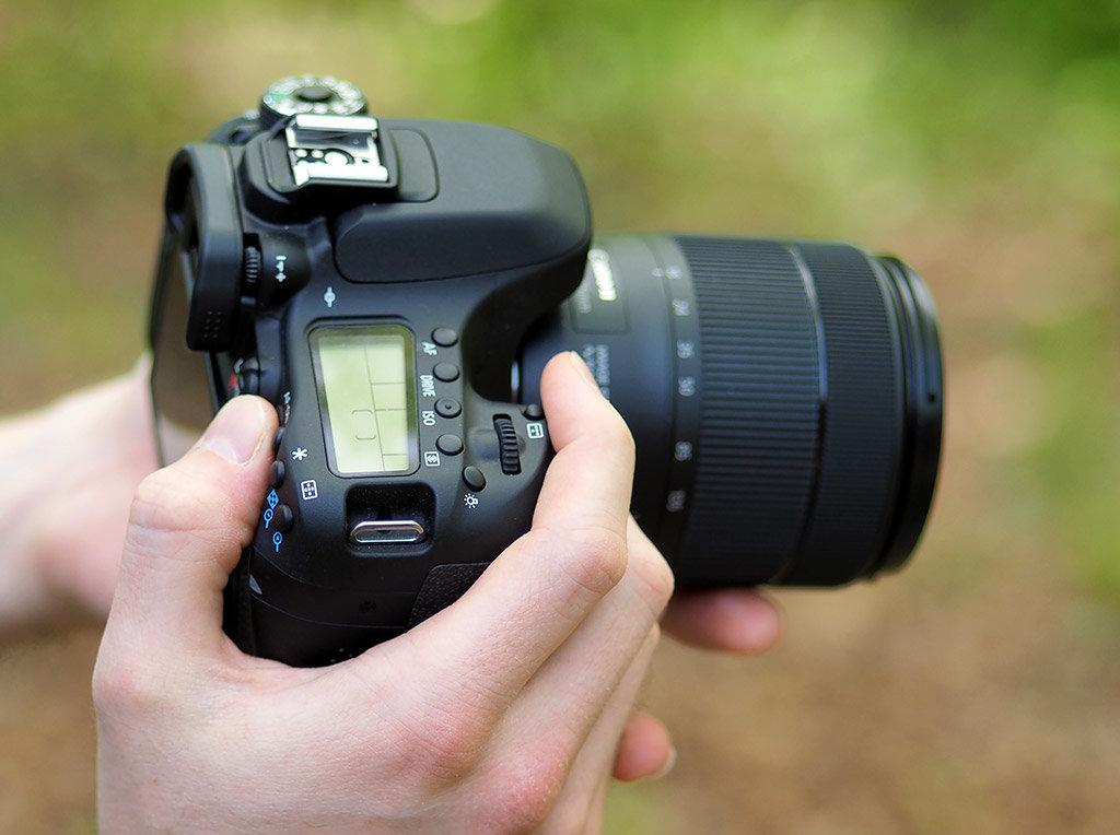 как сфотографировать с глубиной резкости