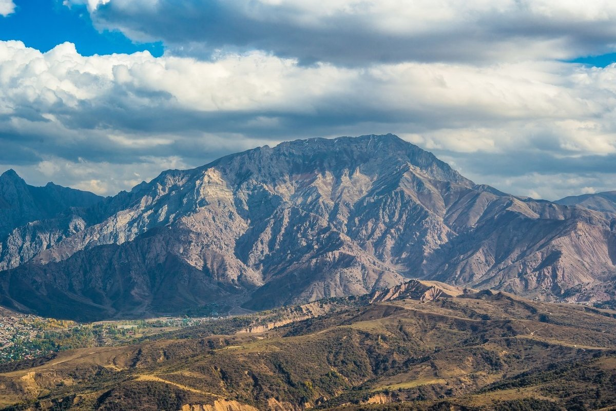 фотографии горы узбекистан слухи том