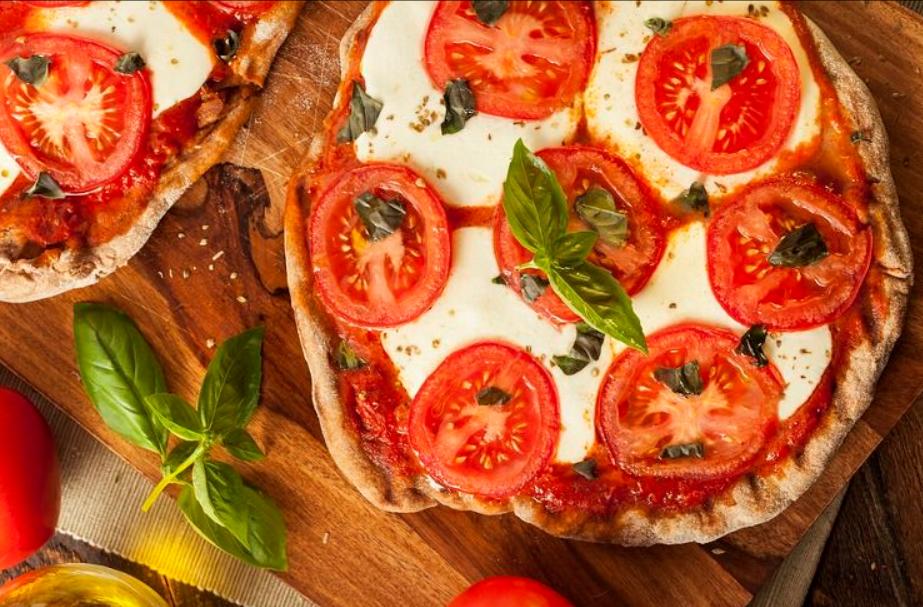 Тесто для пиццы без дрожжей с фото