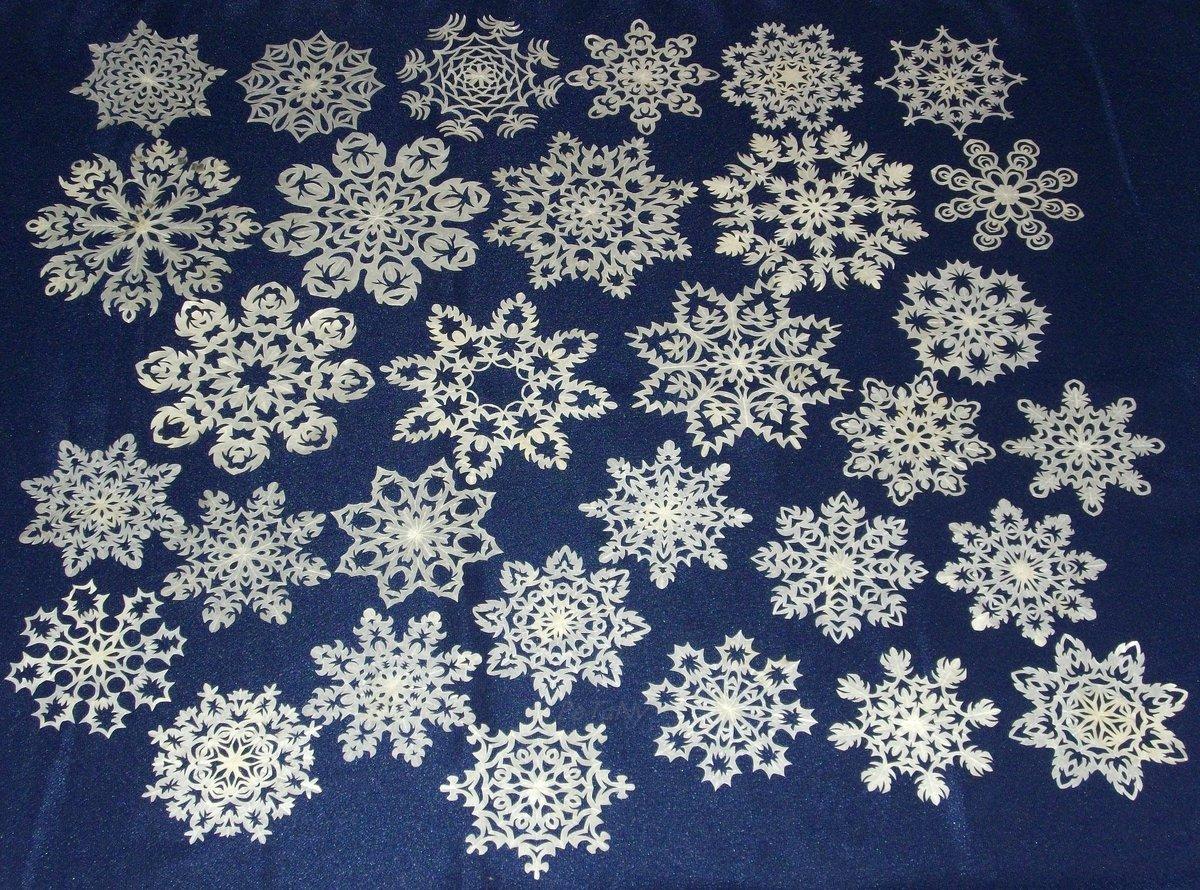 Бумага как снег картинка