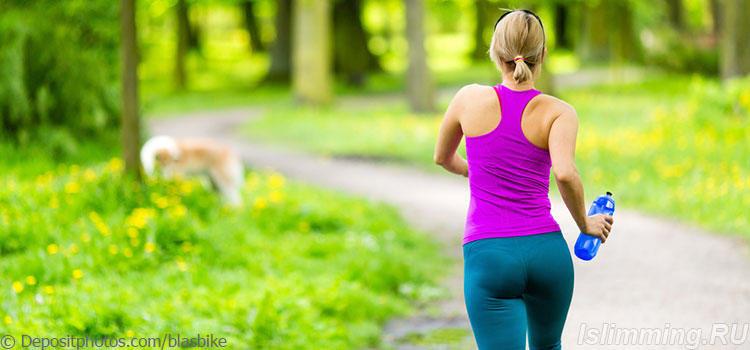 Спортивная ходьба для похудения фото