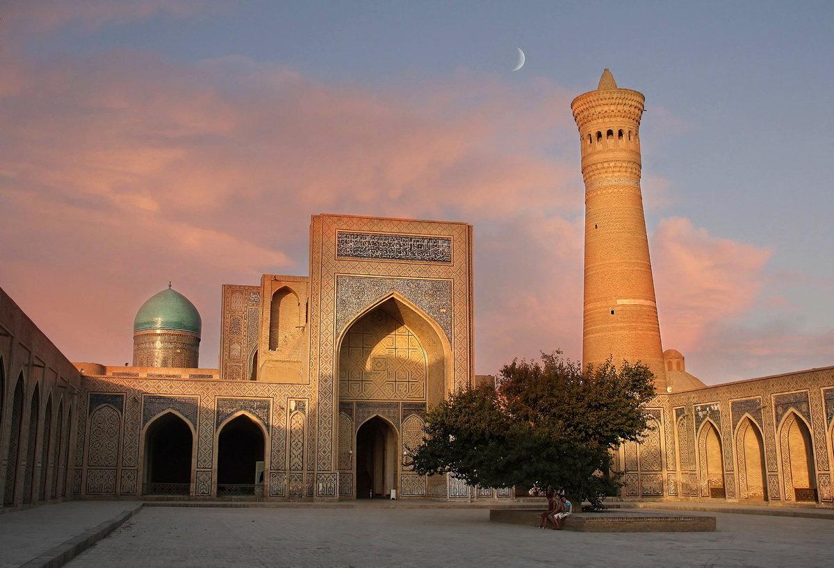 Города узбекистана картинки