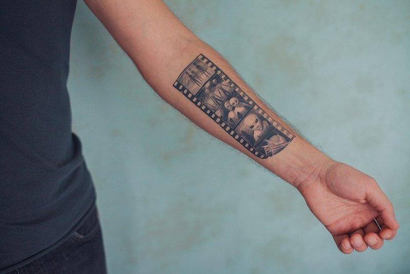 «Тату на внутренней стороне бицепса» коллекция. - Яндекс