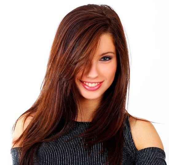 Лесенка для волос в картинках