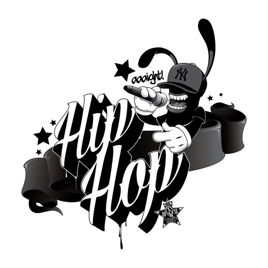 картина черно белые хип-хоп картинки это вид, встречающийся