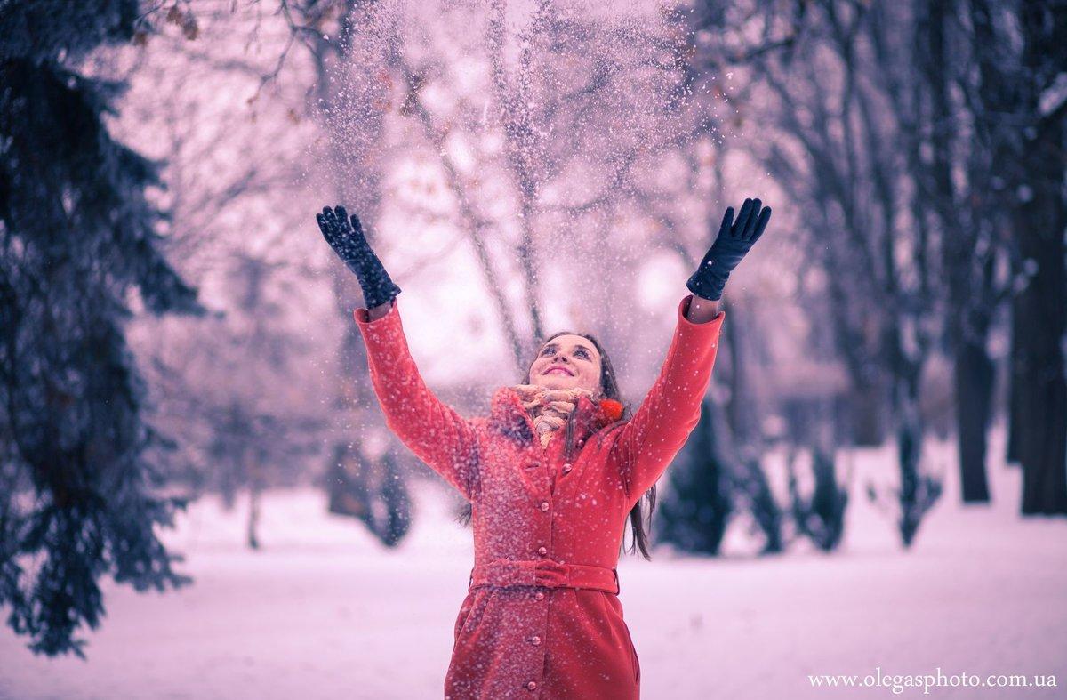 как фотографировать людей на улице зимой красиво всего это