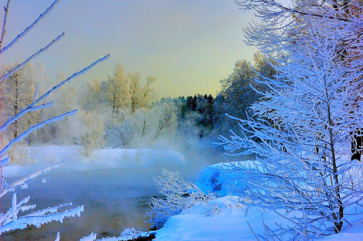 Картинки погоды в январе