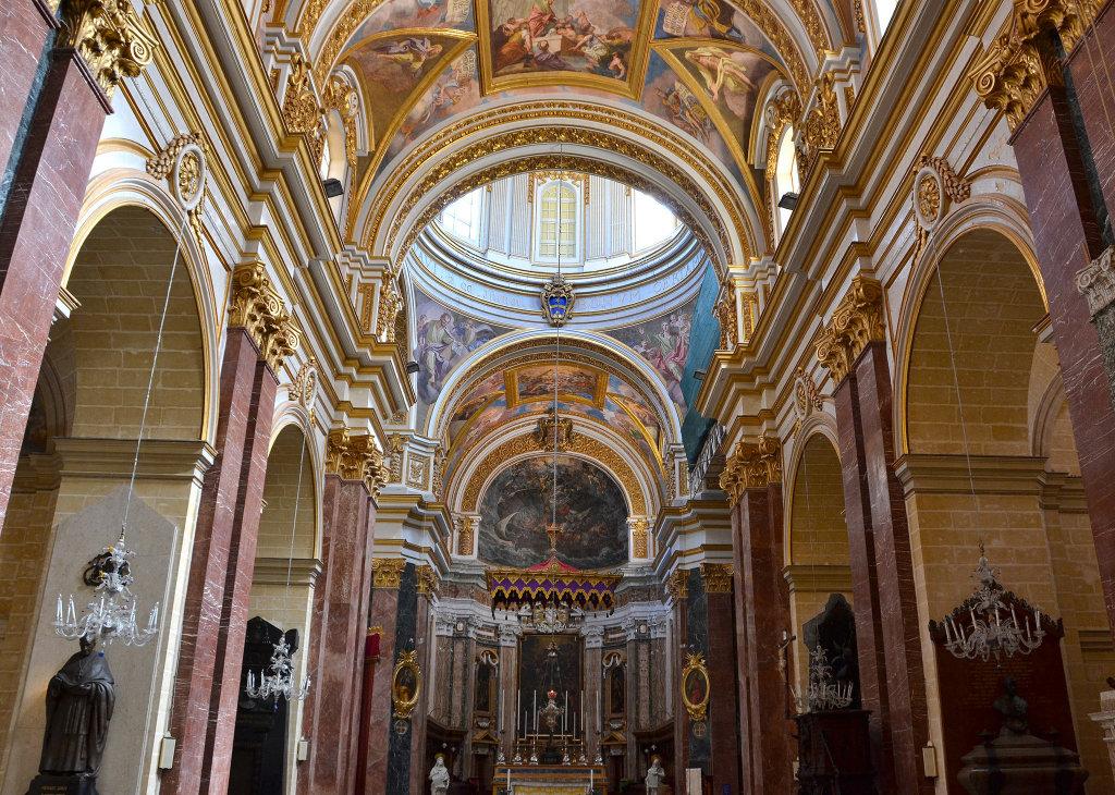 st pauls cathedral mdina - 1024×730