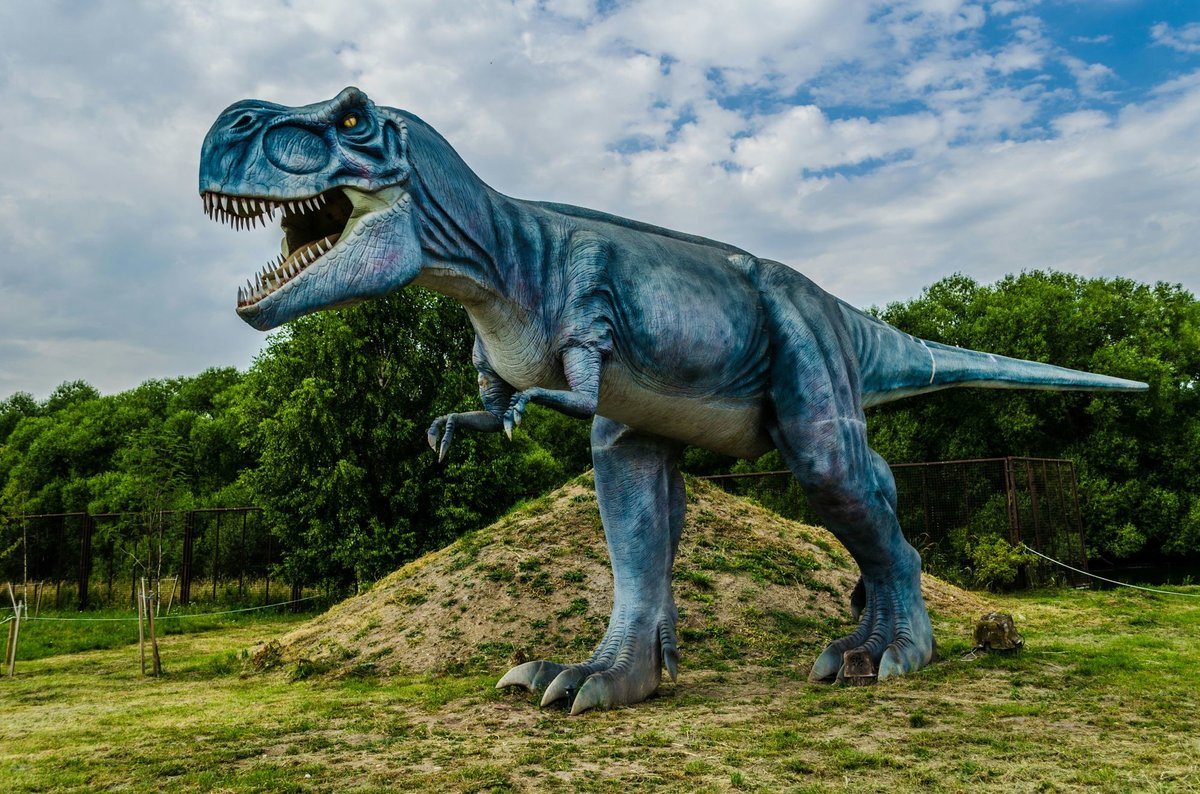 Картинки динозавра тирекса