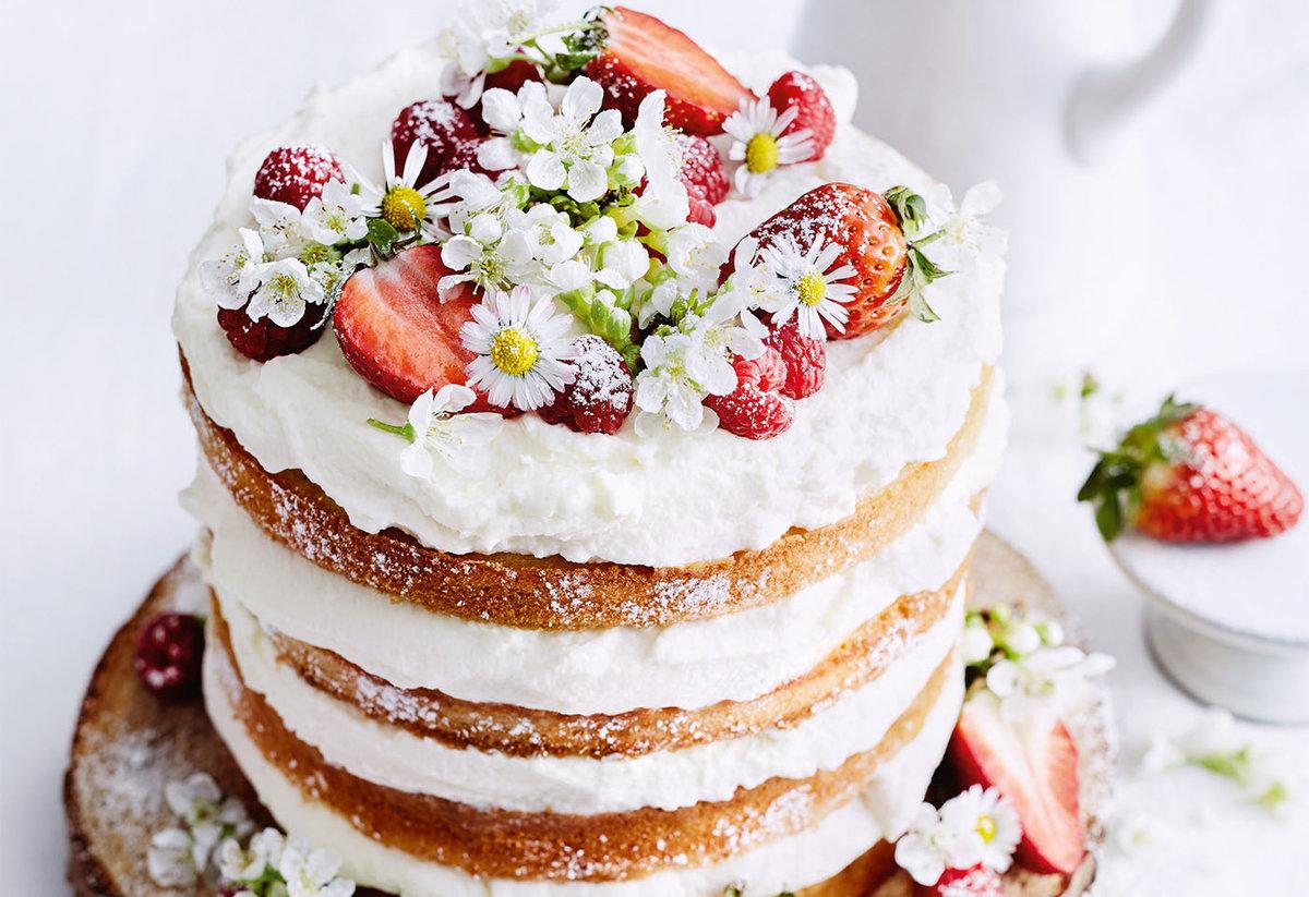 Красивый тортик картинка
