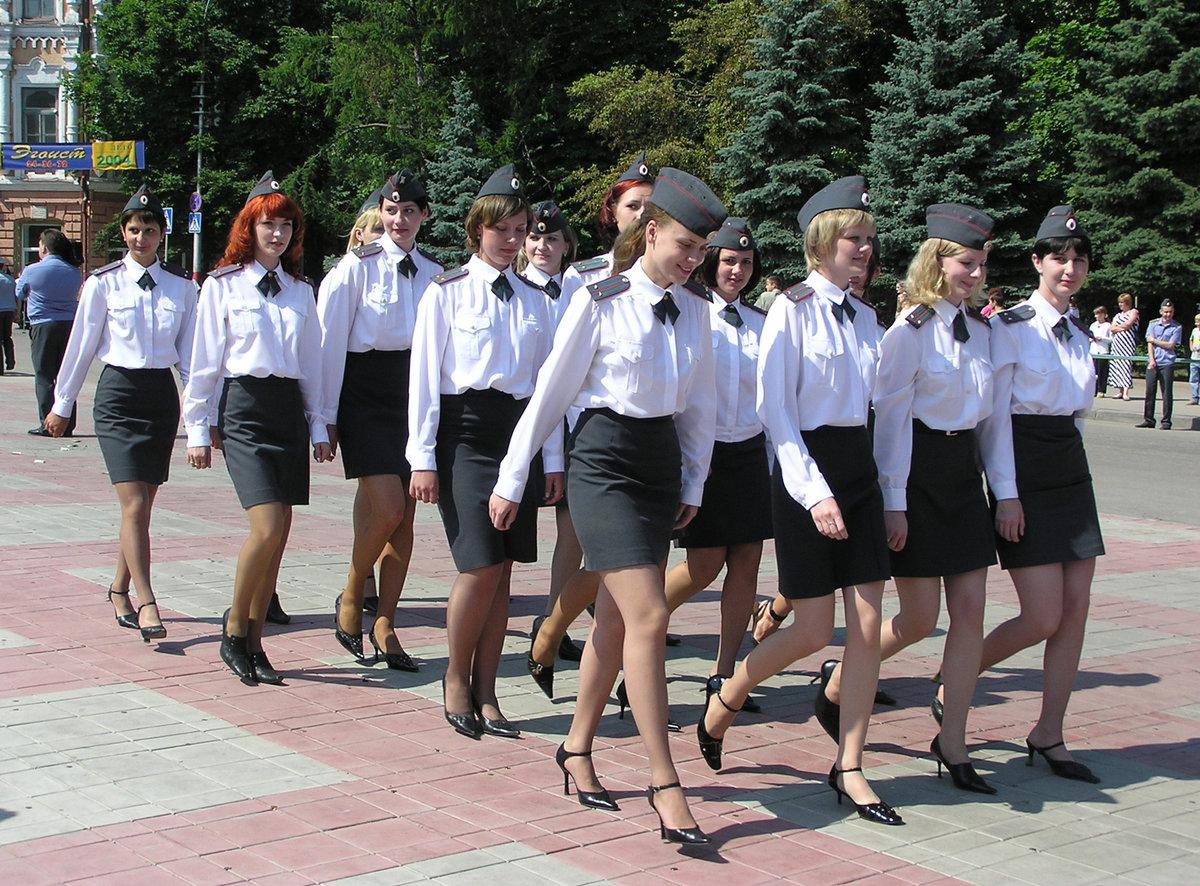 смотреть фото девушек милиционерш - 11