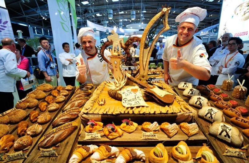Конкурс пекарей картинки