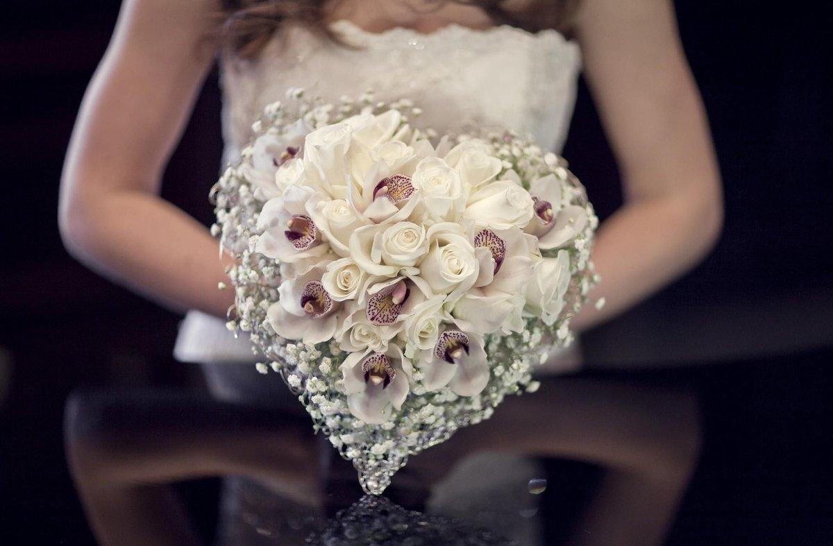 Открытки анимации, картинки свадебные букеты для невесты