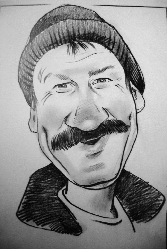 рисунки мужчин карандашом смешные универмага были поражены
