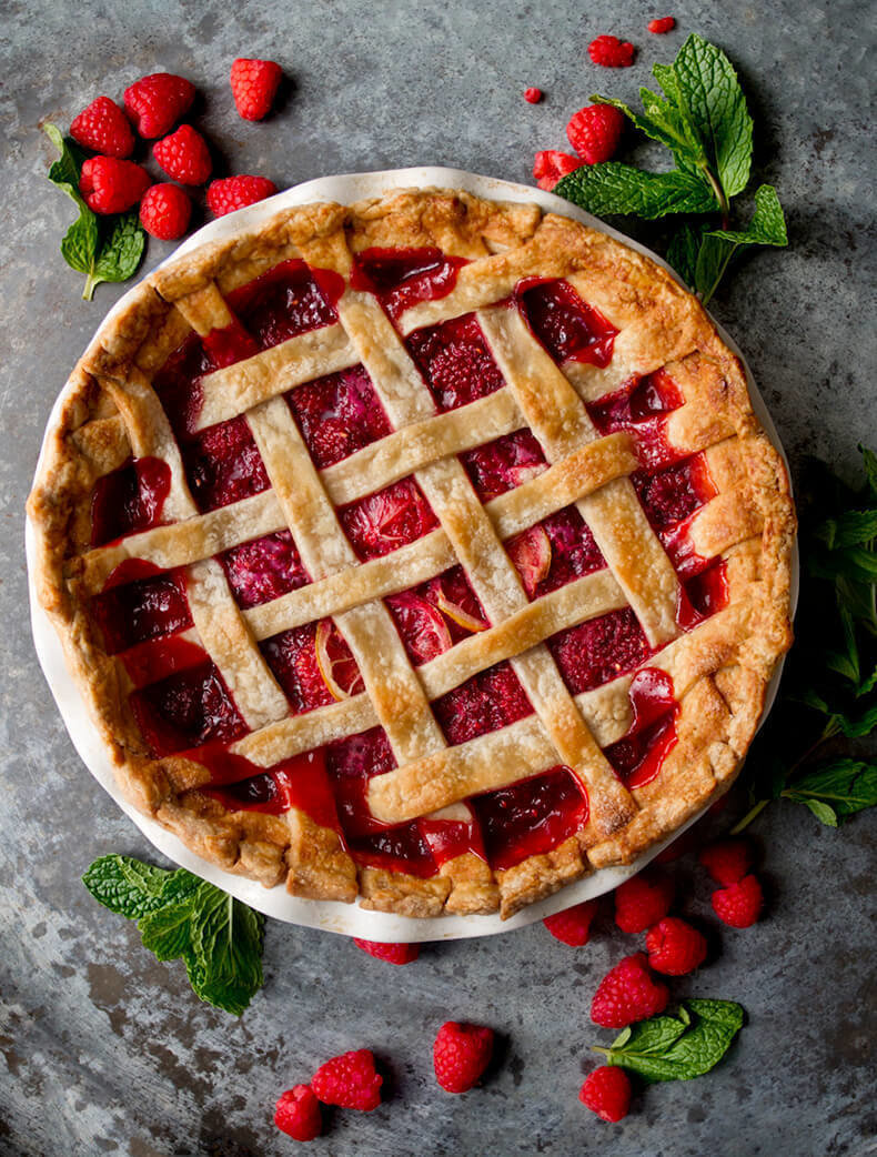 настроение картинки с малиновым пирогом рады