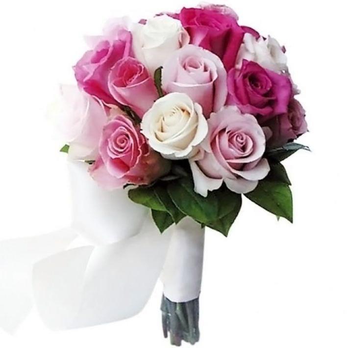 Люкс свадебные букеты фото из роз, букетов роз