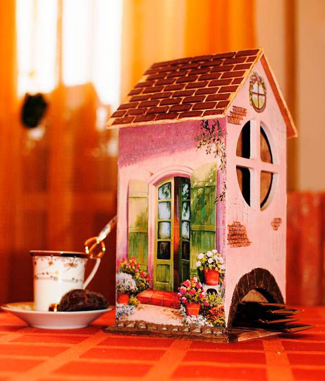 Чайные домики картинки