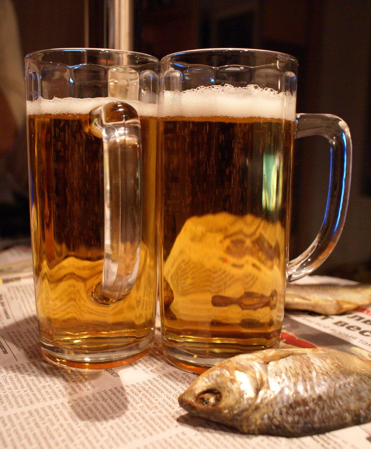 Открытка к пиву