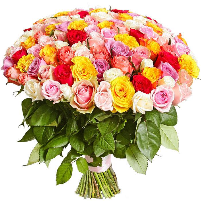 Красивый букет на день рождение, цветов белгородскую