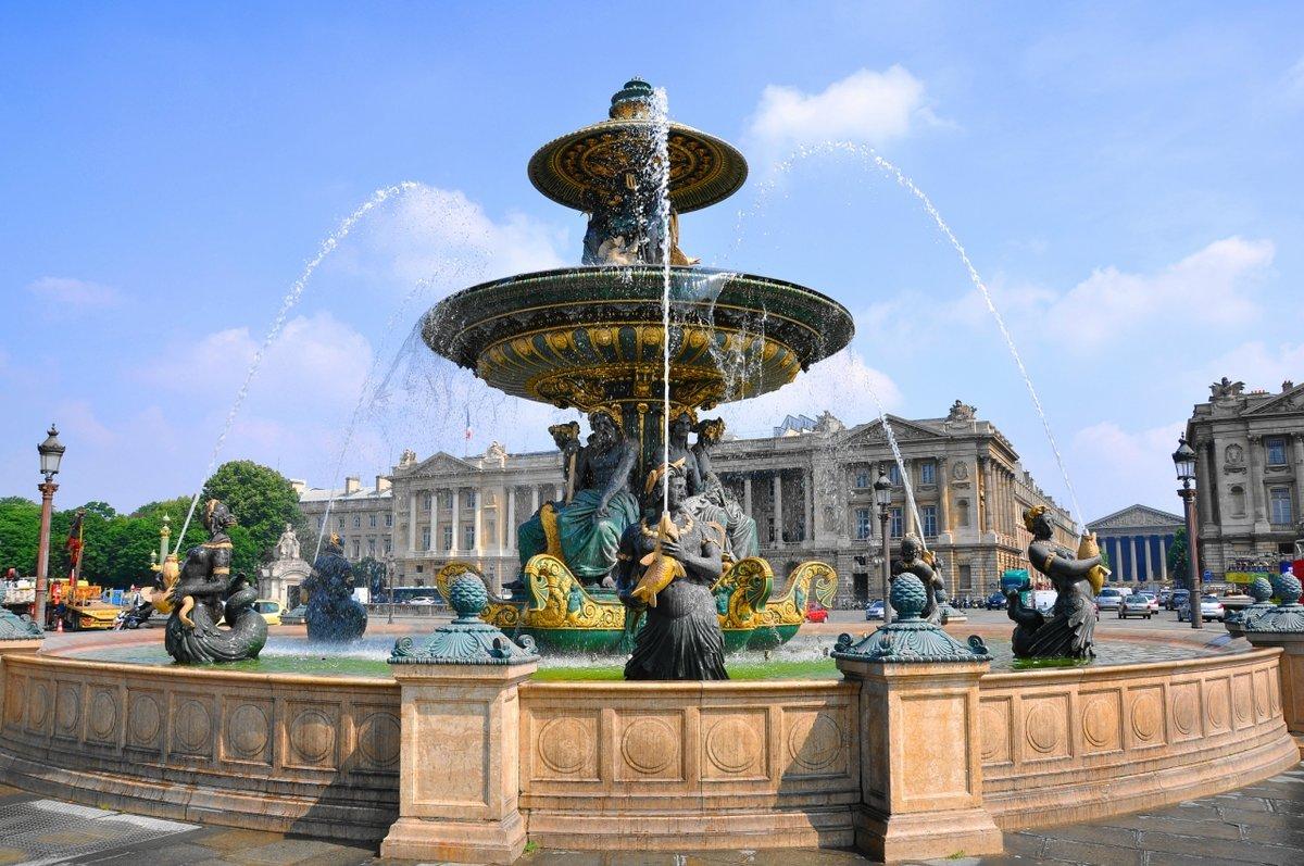 войска картинки фонтан в париже парка