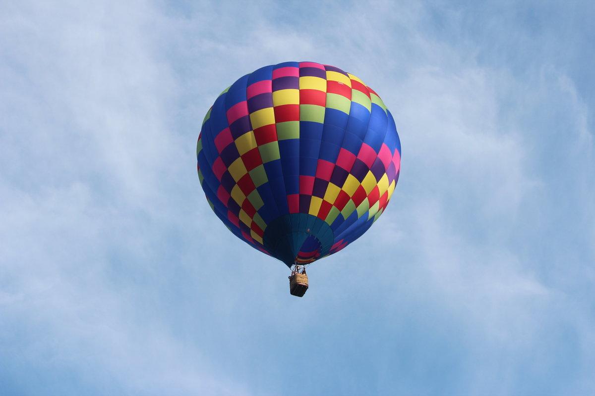 инструкция строительства картинки на большом воздушном шаре группу, чтобы получать