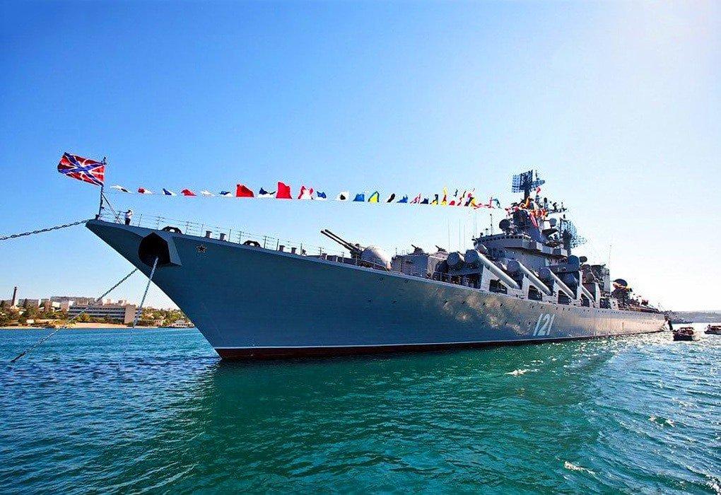 фото морских боевых кораблей современном