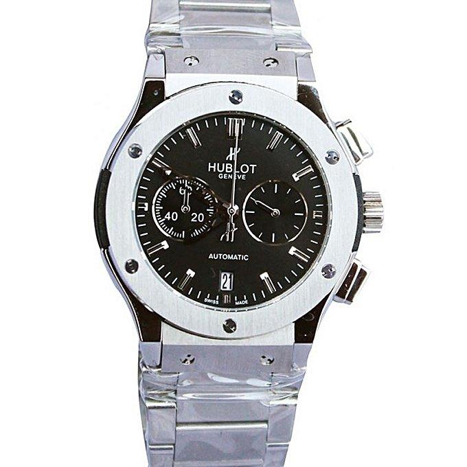 Женские часы производятся из керамики, золота, титана, каучука — список материалов у hublot очень широк.