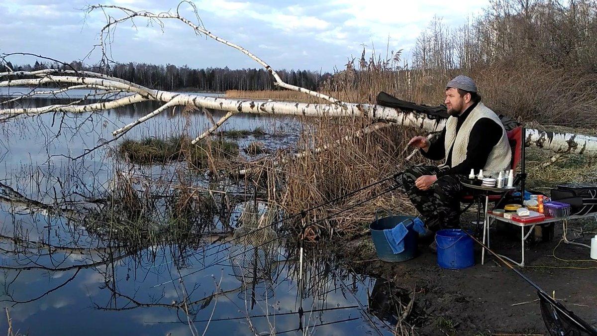 рыбалка ранней весной видеоролики выливаешь