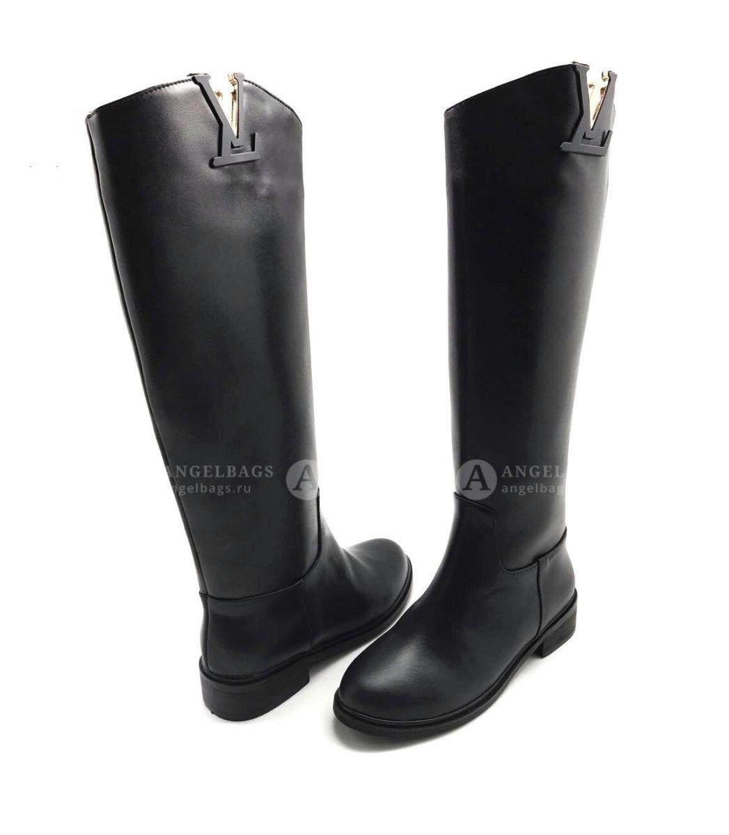 c8f52b818007 Сапоги зимние Louis Vuitton женские. Купить женские ботинки на в Бишкеке  Б у и