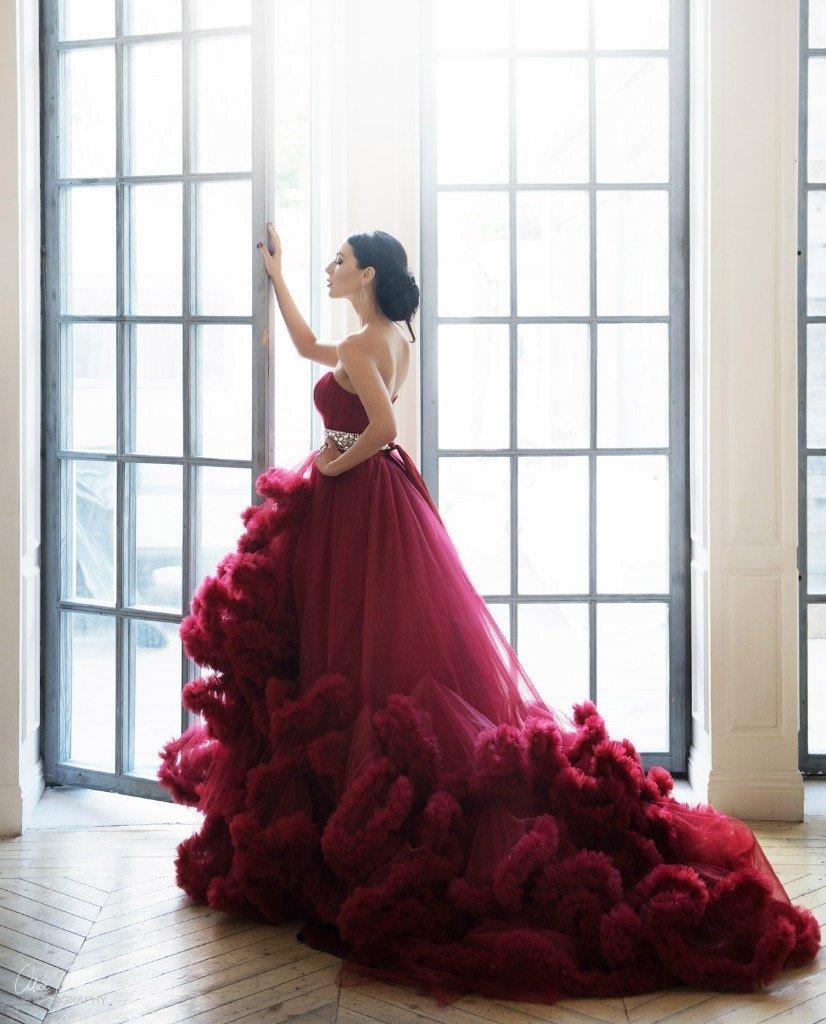 Желаете выяснить, к чему снится платье фиолетового цвета?