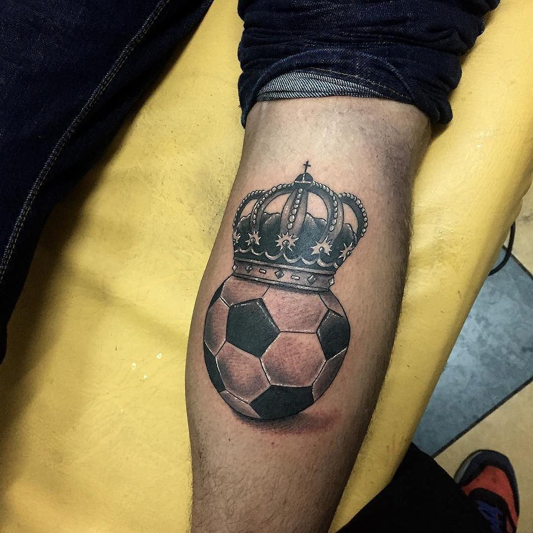 Картинки татуировок мяч