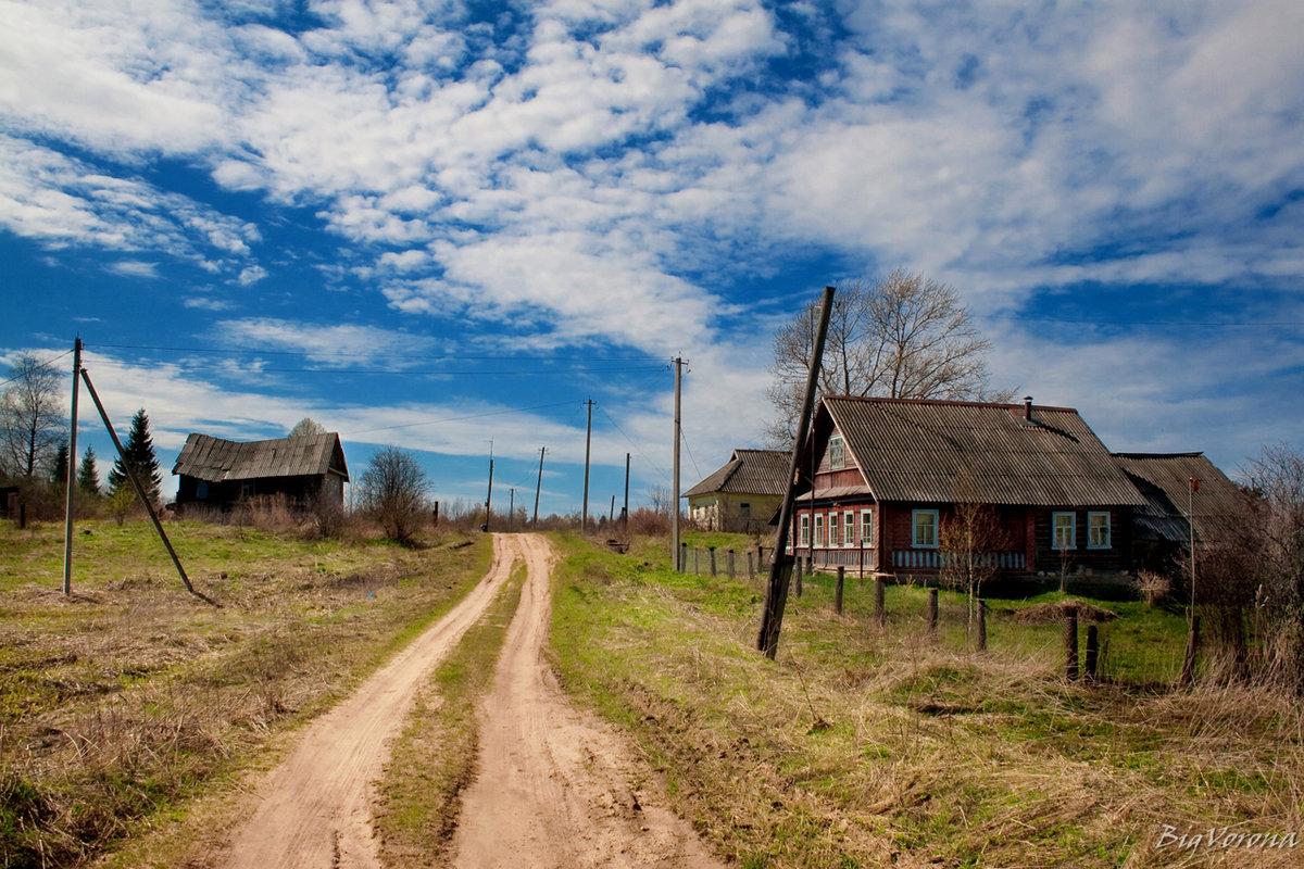 Картинки с деревни порва