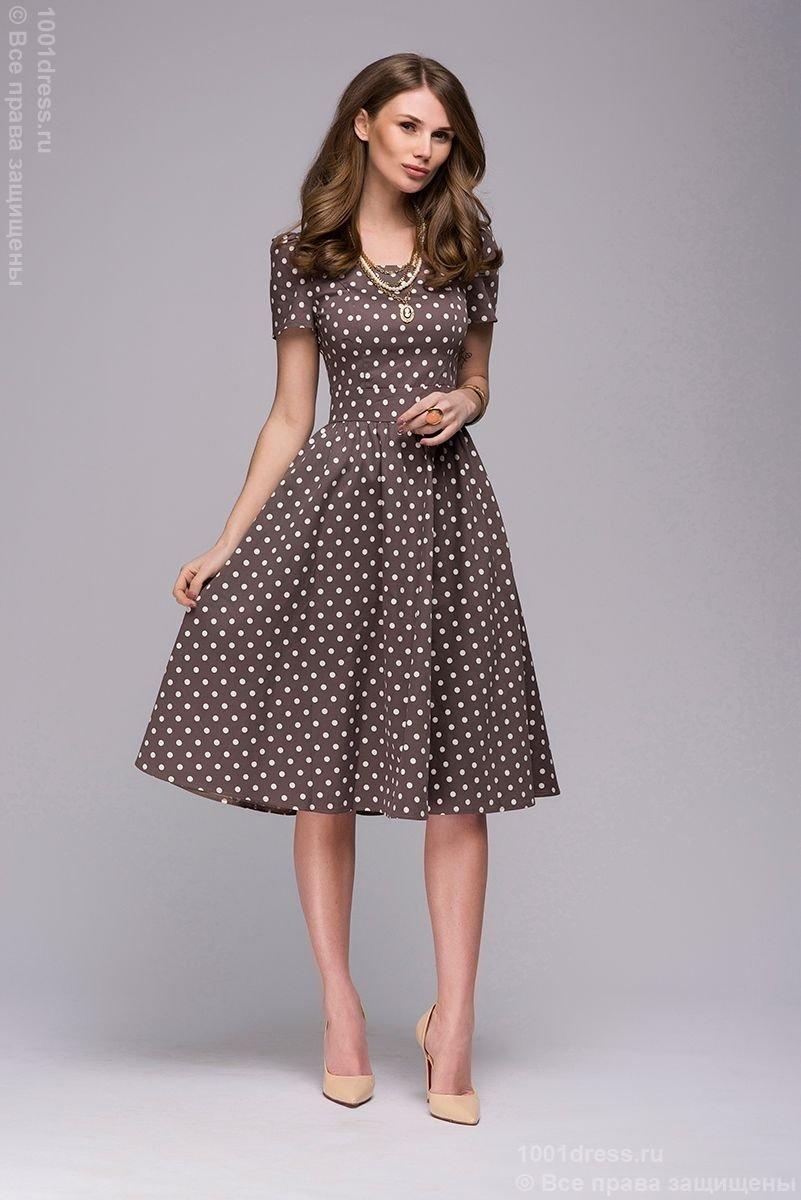 Купить женское повседневное платье 1001 DRESS в Минске недор