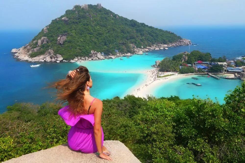 самые красивые девушки мира блондинки на море в тайланде