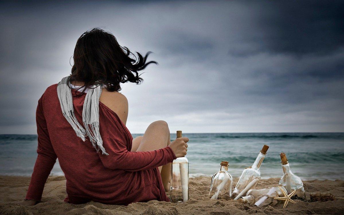 Прикольная картинка девушка ждет, анюта открытки