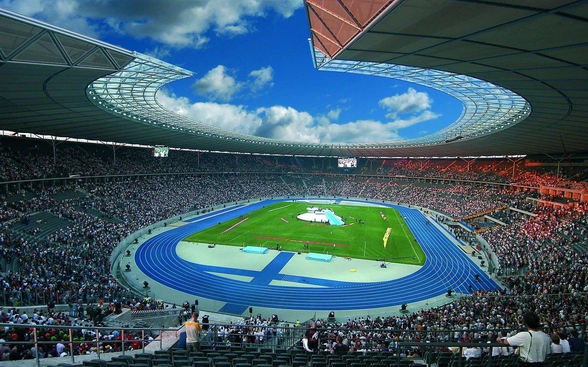 Стадионы футбола картинки
