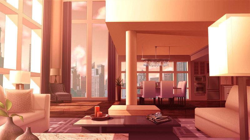 Квартиры аниме картинки