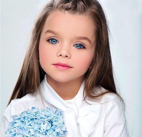 самые красивые картинки девушки мира