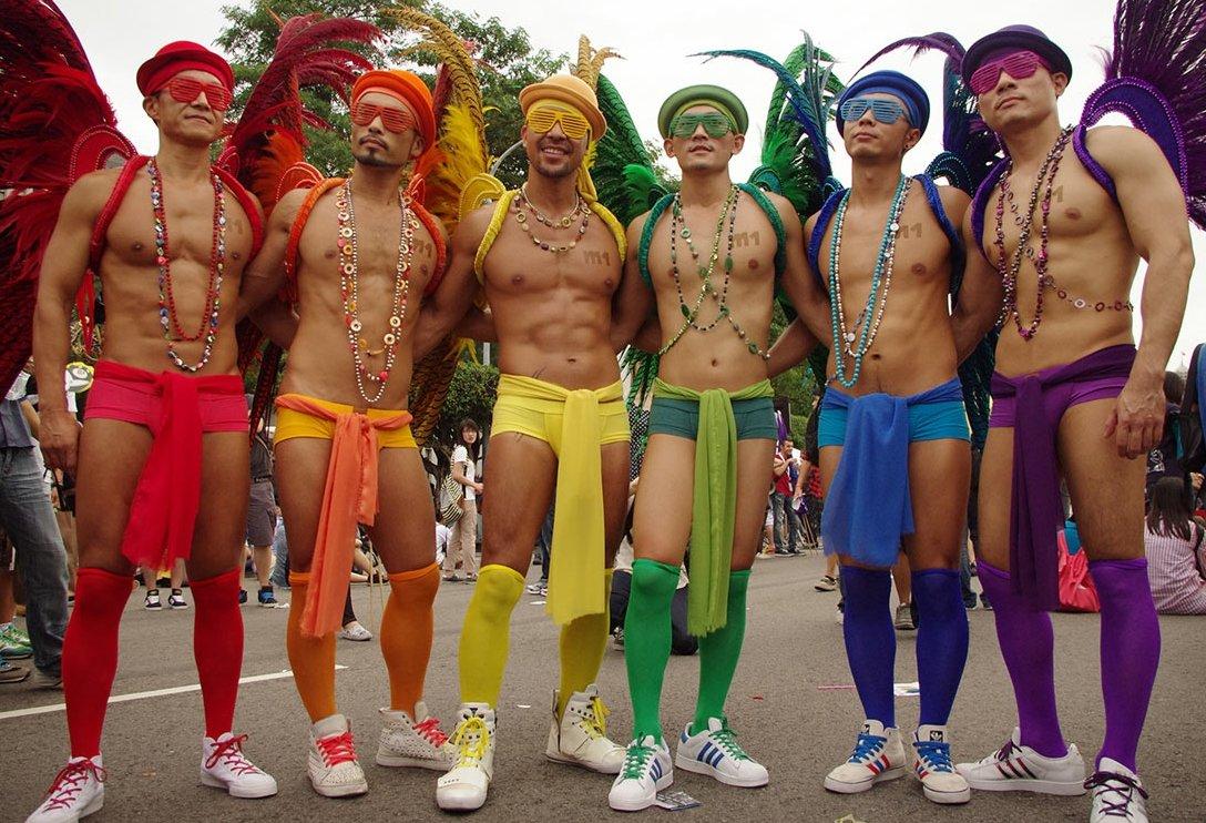 Индия открыла границы для гей-туризма