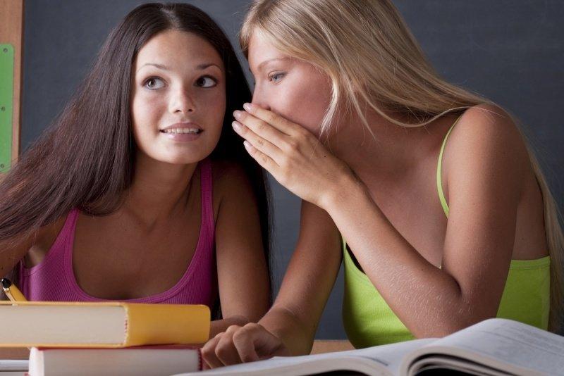 Молодые студентки фото