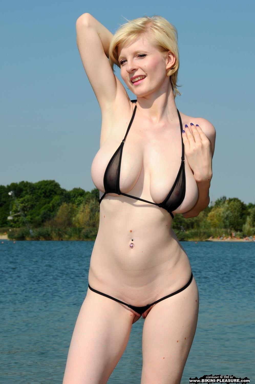 Magazine porn huge tits tiny string bikini