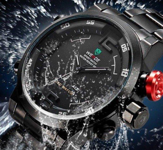Мужские часы weide sport watch отзывы
