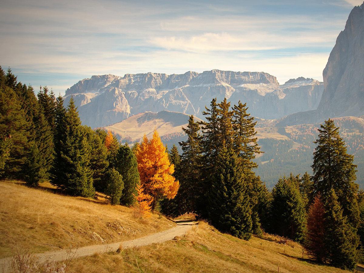 фото картинки природа в горах осень жизни для арины