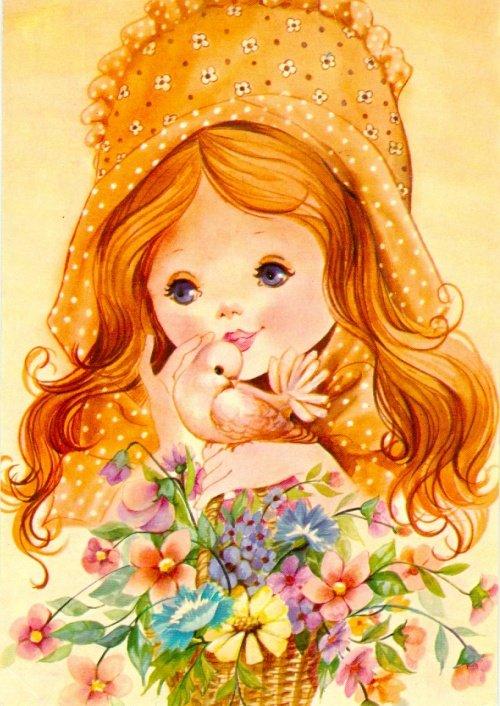 Друга, открытки детей рисунки