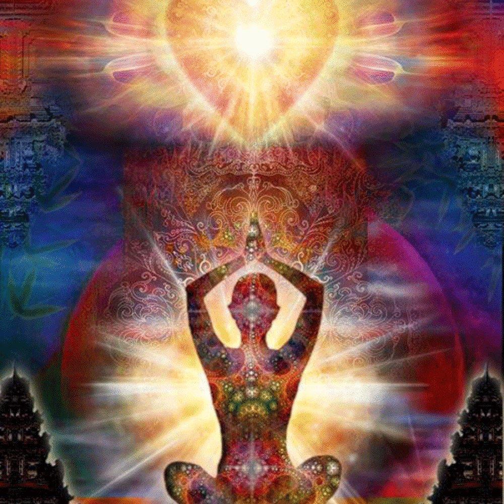 Бог внутри картинки