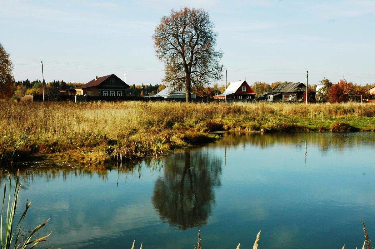 фото деревень картинки