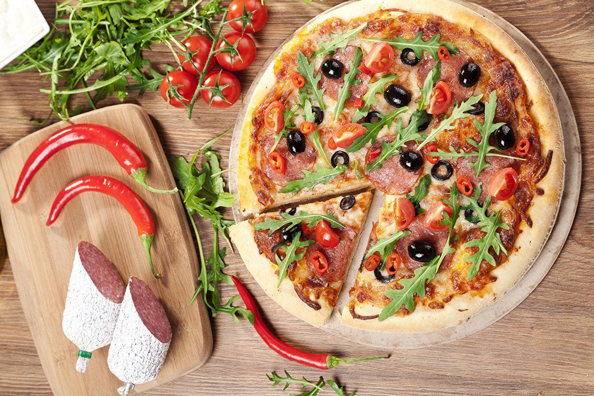 Картинки с пиццой