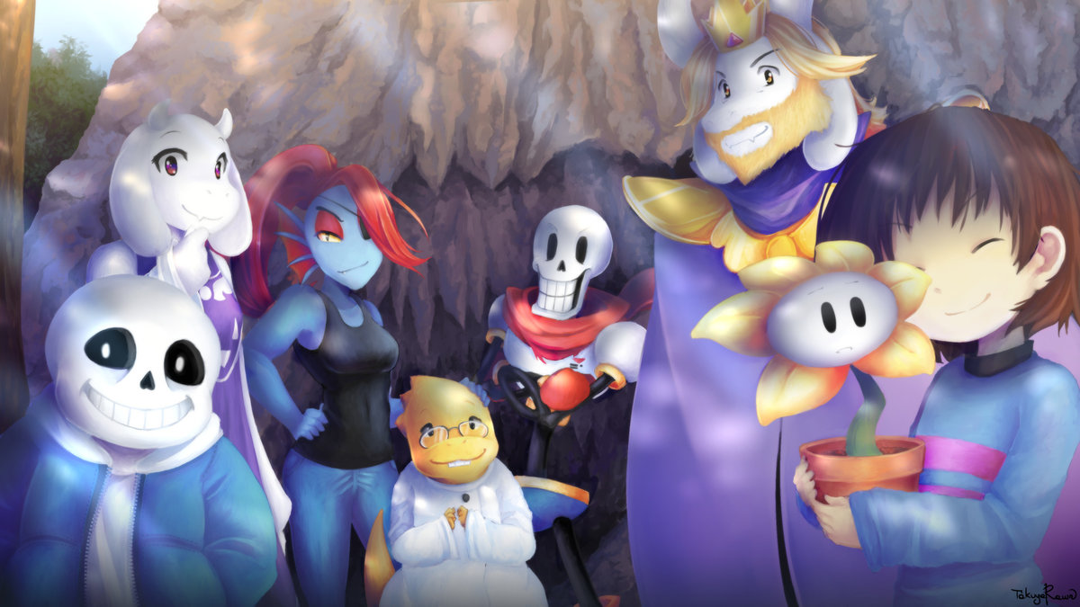 Undertale Sans And Papyrus Wallpaper 82 Images Card From User