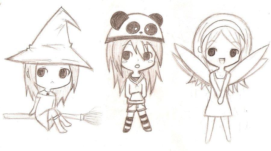 Anime Love Chibi Para Dibujar Imagui Card From User Yulisenina