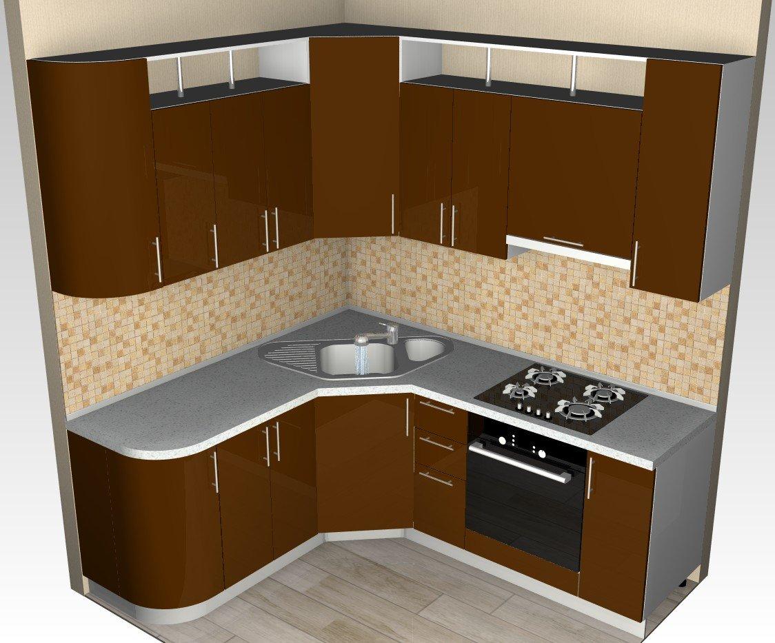 проектирование кухни угловой картинки бруса под